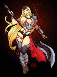 Sexy Armor by dubird