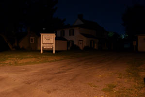 Billings Estate at night by MrProsser42