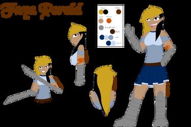 Faya Perold (Ref Sheet) by E-Nuttall
