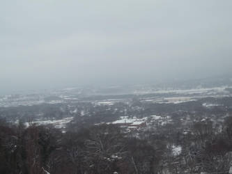 Snowy Chattanooga by Big-E501