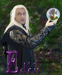 Lucius Malfoy-Eden by ellanoir1