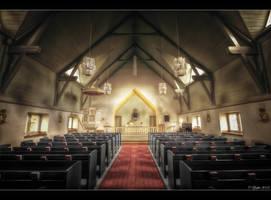 Karesuando Church by PJMFin