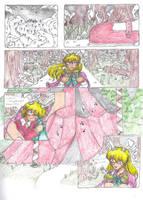 Alice games pg 1 by AcronaSilverfox