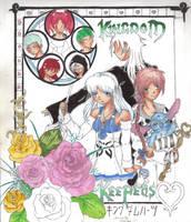 Keepers of the kingdom by AcronaSilverfox