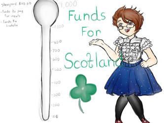 Scotland Fund by AcronaSilverfox