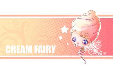 Cream Fairy by maky-lab