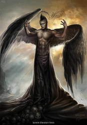 Seven Deadly Sins: Wrath by Procrust