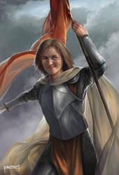 Joan of Arc by Procrust