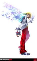 King of Fighters Redux: Rock by digitalninja