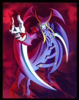 DarkStalkers: JEDAH by digitalninja