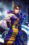 Jin - Tekken by digitalninja
