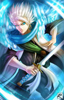 Hitsugaya - Bleach by digitalninja