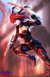 Rayne - BloodRayne by digitalninja