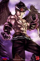 Devil Jin - Tekken by digitalninja