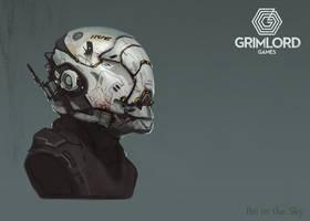 Medium helmet by Bri-in-the-Sky