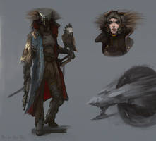 Character concept by Bri-in-the-Sky