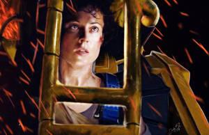 Ripley by DandyBee