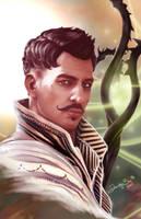 Dorian Pavus by DandyBee