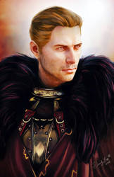 Commander Cullen by DandyBee