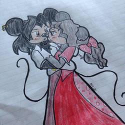 MM Fantasy Romance by SonicSailorKeyblade