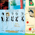 Five Defective Body Postures by docdavis