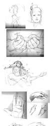 Sketchbook pics by docdavis