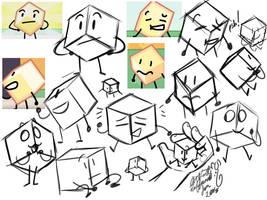 Loser Practice by Art-Tart-Taffyness