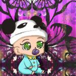 Chibi Baby Emiko by HaruRyomaru86