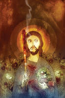 Jesus Hates Zombies by Templesmith