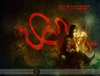 Wormwood Hardcover Volume 2 by Templesmith