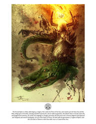 LITTLE DEVILS by Templesmith
