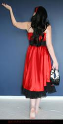 Party Dress 1 by fierystock