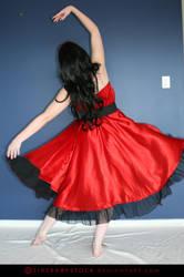 Party Dress 15 by fierystock
