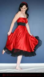 Party Dress 16 by fierystock