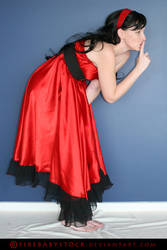 Party Dress 18 by fierystock