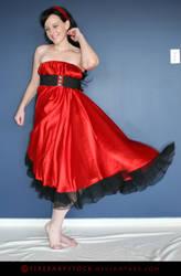 Party Dress 19 by fierystock