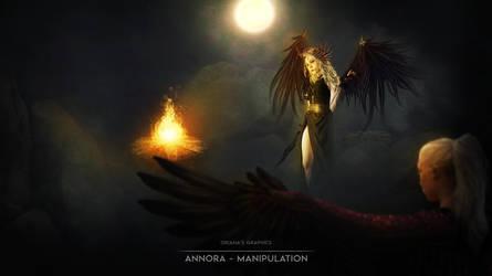 Annora - manipulation by Zontah