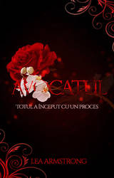 Avocatul - wattpad cover by Zontah