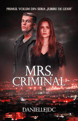 Mrs. Criminal - book cover by Zontah