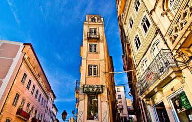 Baixa - Coimbra, Portugal by Psychothrone