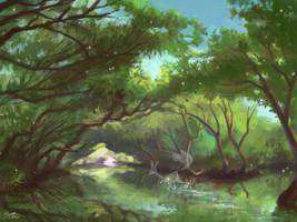 Skipping Spirit by TeaCi