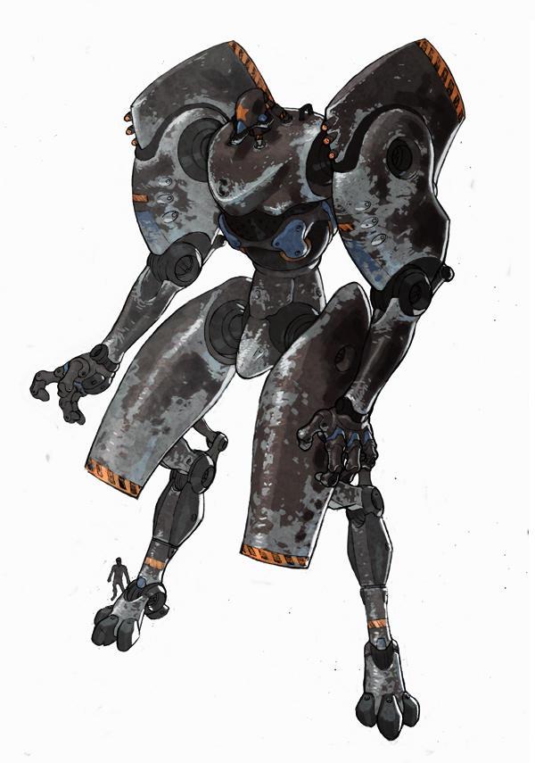 Farcooth Predator by jeffwamester