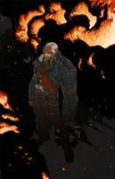 FIRE IN THE HOLE by jeffwamester