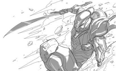 War Machines 002 by jeffwamester