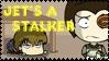 Jet's a Stalker stamp by shaolinfeilong
