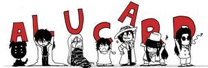 A.L.U.C.A.R.D by shaolinfeilong