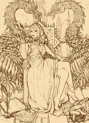 Ignes of Melnibone by Kid-Eternity