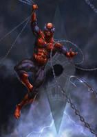 The Amazing Spiderman Cenobite! by Kid-Eternity