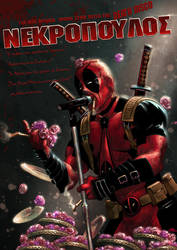 Deadpool by Kid-Eternity