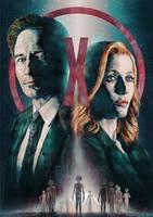 X-Files by Kid-Eternity